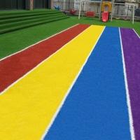 幼儿园人造草坪的优点