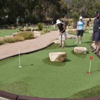 常见的迷你高尔夫球场分类