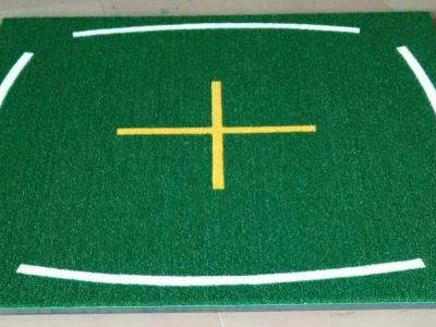 高尔夫教学打击垫