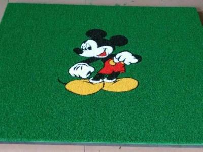 logo高尔夫打击垫