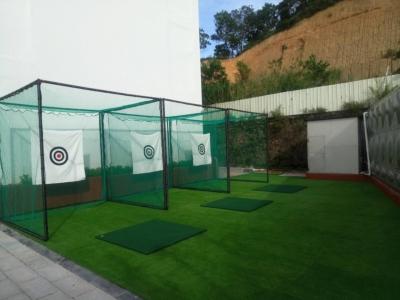学校小型高尔夫练习场